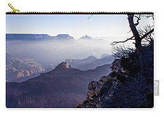 Carry-all Pouch featuring the photograph Grand Canyon 33 by Donna Corless