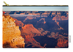 Carry-all Pouch featuring the photograph Grand Canyon 35 by Donna Corless