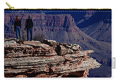 Carry-all Pouch featuring the photograph Grand Canyon 5 by Donna Corless