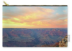 Grand Canyon No. 5 Carry-all Pouch by Sandy Taylor
