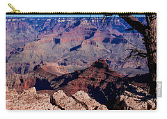 Carry-all Pouch featuring the photograph Grand Canyon 7 by Donna Corless