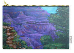 Grand Canyon Carry-all Pouch by Bryan Bustard