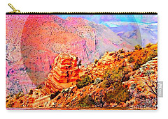 Grand Canyon By Nico Bielow Carry-all Pouch by Nico Bielow
