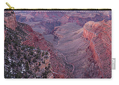 Grand Canyon Dusk 1 Carry-all Pouch