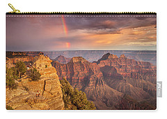 Grand Canyon North Rim Rainbow Carry-all Pouch
