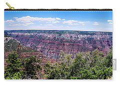 Grand Canyon North Rim View Carry-all Pouch