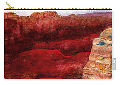 Grand Canyon S Rim Carry-all Pouch