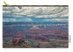 Grand Canyon Storms Carry-all Pouch by Kirt Tisdale