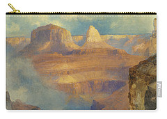 Grand Canyon Carry-all Pouch by Thomas Moran