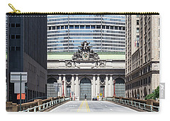 Grand Central Station In New York City Carry-all Pouch