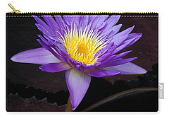 Carry-all Pouch featuring the photograph Grand Entrance by Byron Varvarigos