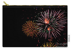 Grand Finale 3 Carry-all Pouch by Suzanne Luft