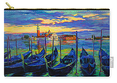 Grand Finale In Venice Carry-all Pouch