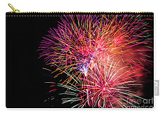 Grand Finale Carry-all Pouch by Suzanne Luft