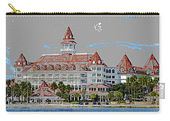 Grand Floridian In Summer Carry-all Pouch