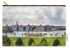 Grand Floridian Resort Disney World Pm Carry-all Pouch