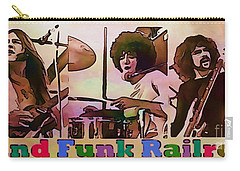 Grand Funk Railroad Carry-all Pouch