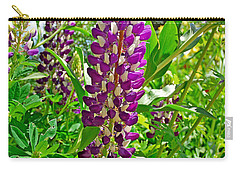 Grand Lake Purple Carry-all Pouch