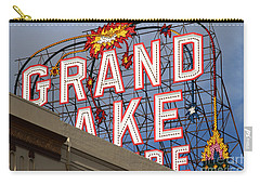 Grand Lake Theatre . Oakland California . 7d13495 Carry-all Pouch