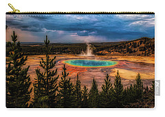 Grand Prismatic Pool - Yellowstone Carry-all Pouch