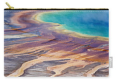 Grand Prismatic Spring 2 Carry-all Pouch