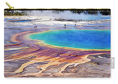 Grand Prismatic Spring Carry-all Pouch