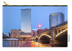 Grand Rapids Riverfront Carry-all Pouch