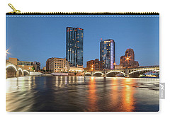 Grand Rapids Skyline Carry-all Pouch