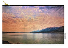Grand Teton National Park - Jenny Lake Carry-all Pouch