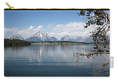 Grand Teton Range Carry-all Pouch