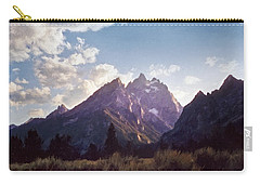 Grand Teton Carry-all Pouch by Scott Norris