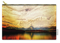 Grand Tetons - Jenny Lake No. 2 Carry-all Pouch