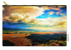 Grand Tetons - Lookout Point Carry-all Pouch