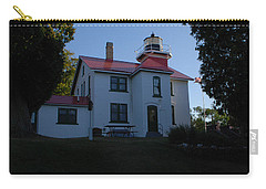 Grand Traverse Light House Carry-all Pouch