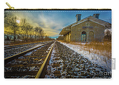 Grand Trunk Station  Carry-all Pouch