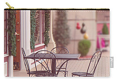Carry-all Pouch featuring the photograph Grand Village  by Ester Rogers
