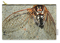 Grand Western Cicada Carry-all Pouch
