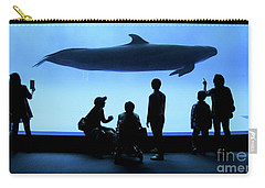 Grand Whale Carry-all Pouch