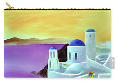 Grandeur Of Greece Carry-all Pouch