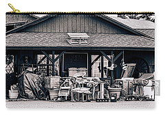 Grandma's Attic Carry-all Pouch