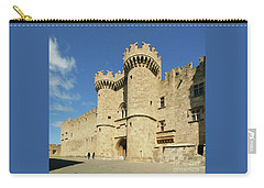 Grandmaster Palace Rhodes Island Greece 2 Carry-all Pouch