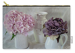 Carry-all Pouch featuring the photograph Grandmother's Vanity Top by Sherry Hallemeier