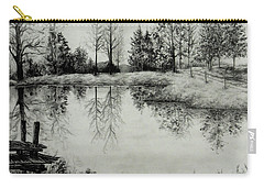 Grandpa's Pond Carry-all Pouch