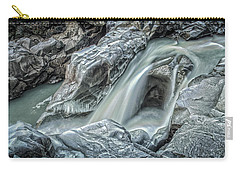 Granite Falls Blues Carry-all Pouch by Tony Locke