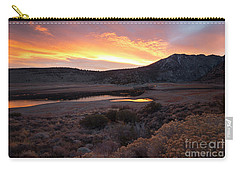 Grant Lake Sunrise Carry-all Pouch