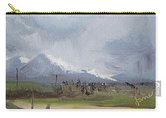 Grantsville Skies Carry-all Pouch