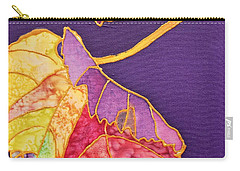 Grape Leaves Carry-all Pouch