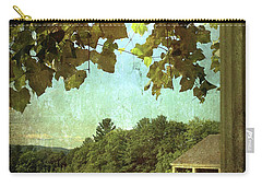 Grapes On Arbor  Carry-all Pouch