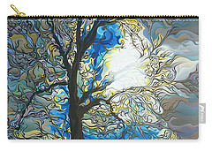 Grasping At Sunshine Carry-all Pouch
