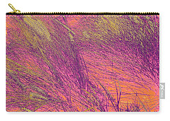 Grass Abstract 3 Carry-all Pouch